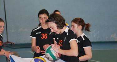 Le foto: U14F – Venafro Volley vs Sant'Agapito
