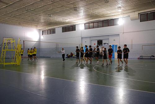 2014-03-19 - U17M - Venafro Volley Vs Pallavolo Agnone foto3