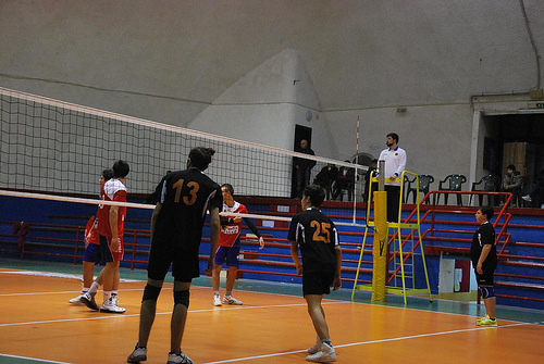 2015-01-14 - U17M - Caseificio Di Nucci Agnone vs Venafro Volley foto1