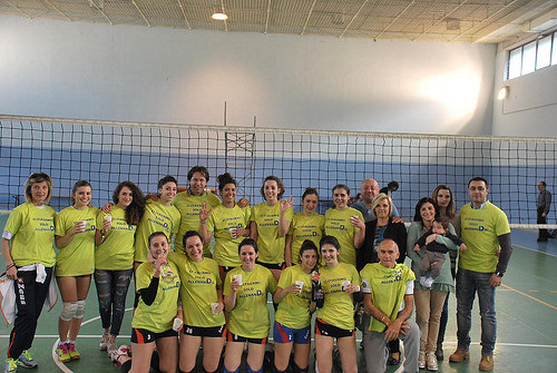 2015-04-25 - 1DIVF - Axa Lanni Venafro Volley vs Rental Cus Molise foto2