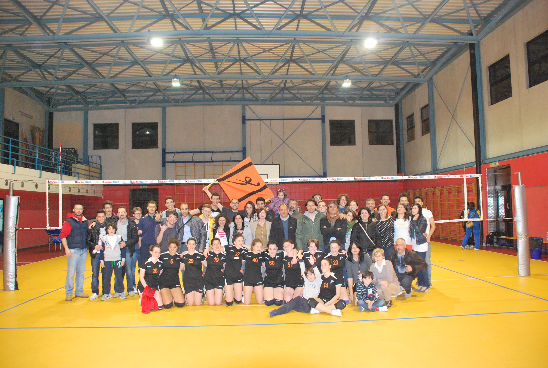2014-04-18 - U16F - Sant'Agapito A vs Venafro Volley A (60)