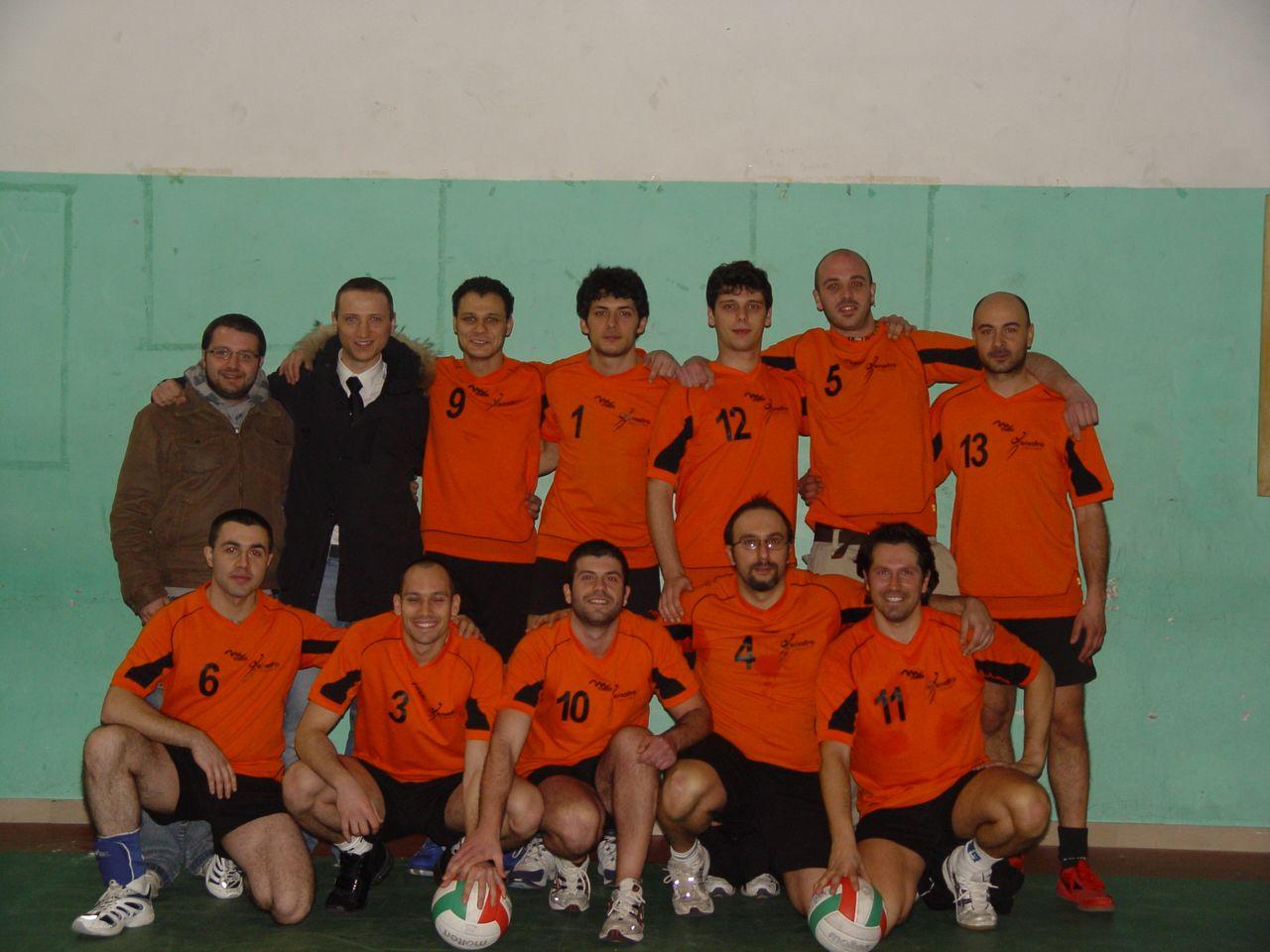 Squadra Maschile 2007-2008