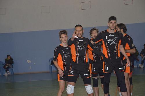 2016-01-25 - U19M - Venafro Volley vs Pallavolo Agnone foto1