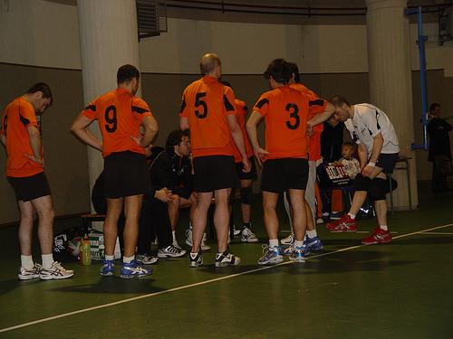 2009-01-25 - 1DIVM - Asd Termoli Pallavolo vs Venafro Volley foto1