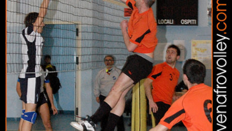 Le foto: Venafro Volley vs Volley Termoli