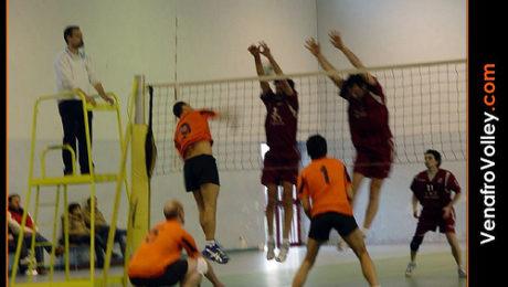Venafro Volley vs Termoli Pallavolo