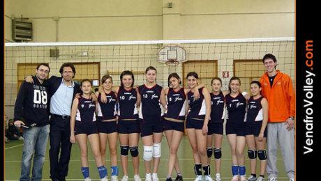 Le Foto: U14F - Sant'Agapito B vs Venafro Volley