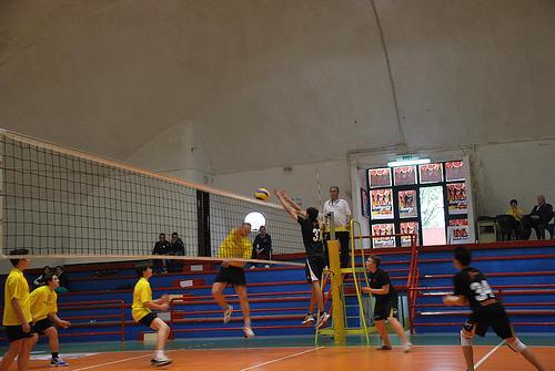 2013-04-23 - u15m - As Pallavolo Agnone, Asd Termoli Pallavolo, Asd Venafro Volley
