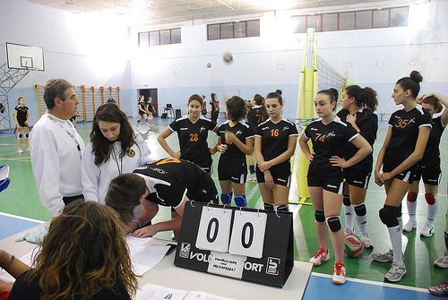 2014-03-18 - U16F - Venafro Volley A vs Venafro Volley B foto1
