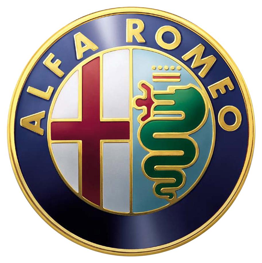 2014 - logo alfaromeo