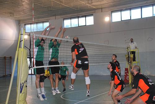 2014-10-25 - SDM - Asd Venafro Volley vs GS VVF M Bellucci foto1