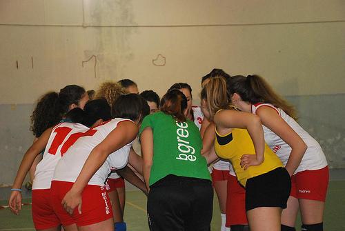 2014-11-06 - U18F - Asd Venafro Volley vs Cus Molise foto2