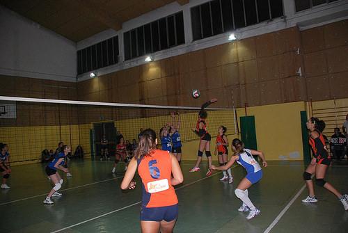 2014-11-09 - 1DivF - Toner Italia Volley Cb Riccia vs Axa Lanni Venafro Volley