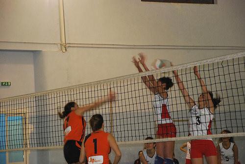 2014-11-15 - 1DIVF - Axa Lanni Venafro Volley vs Aurora Volley Ururi-Larino foto1