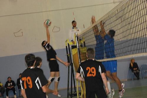 2014-12-03 - U19M - Venafro Volley vs Volley Campobasso foto1
