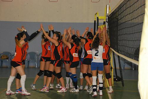 2014-12-06 - 1DivF - Axa Lanni Venafro Volley vs Cus Molise foto1