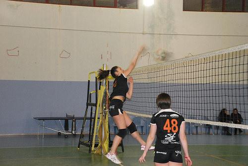 2014-12-09 - U18F - Asd Venafro Volley vs Nuova Pallavolo Campobasso foto1