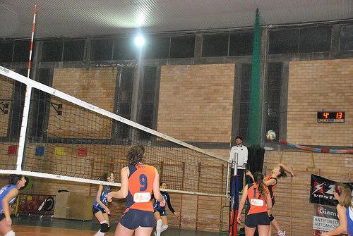 2014-12-13 - 1DIVF - Effe Sport Isernia vs Asd Venafro Volley foto1