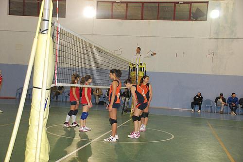 2014-12-20 - 1DIVF - Axa Lanni Venafro Volley vs Free Volley Montenero foto2