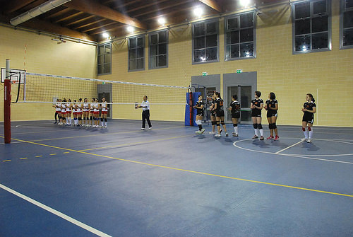 2015-01-09 - U16F - Aurora Volley ururi vs venafro volley foto1