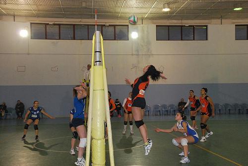 2015-01-10 - 1DIVF - Axa Lanni Venafro Volley vs Toner Italia Volley CB RIccia foto2