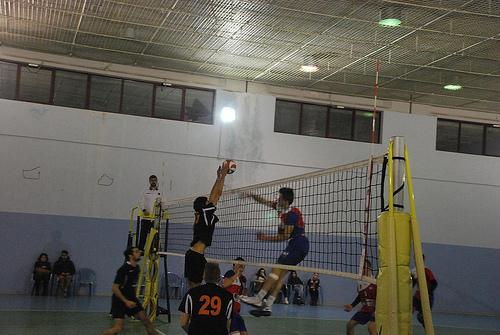 2015-01-12 - U19M - Venafro Volley vs Pallavolo Agnone  foto1