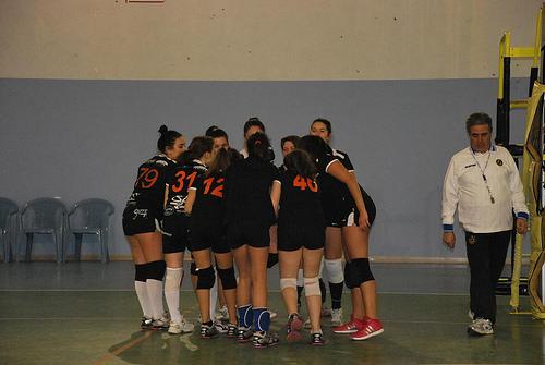 2015-01-13 - U16F - Venafro Volley vs Free Volley Montenero foto1