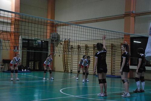 2015-01-16 - U18F - Termoli Pallavolo B vs Venafro Volley foto1