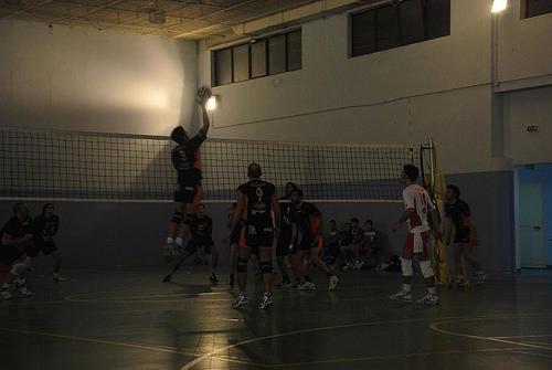 2015-01-17 - SDM - Venafro Volley vs BTS Group San Salvo foto1