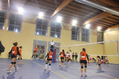 2015-01-18 - 1DIVF - Aurora Volley Larino-Ururi vs Axa Lanni Venafro Volley foto1