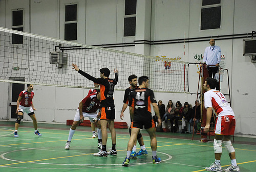 2015-01-24 - SDM - Asd Teramo Volley vs Asd Venafro Volley foto2