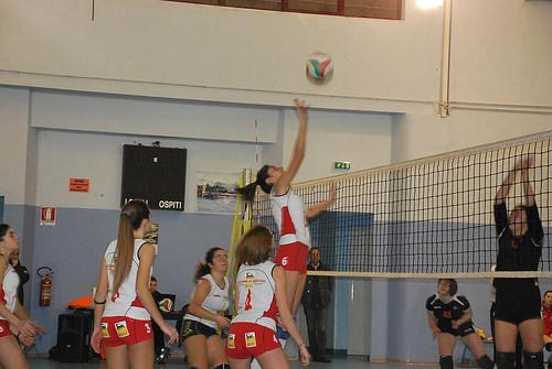 2015-01-29 - U18F - Asd Venafro volley vs Asd Aurora Volley Ururi foto1