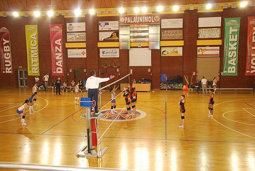 2015-02-08 - 1DIVF - Cus Molise vs Axa Lanni Venafro Volley foto3
