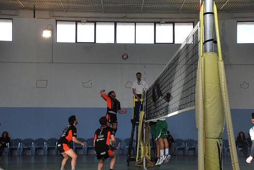 2015-04-11 - SDM - Venafro Volley vs As Teate Volley foto1