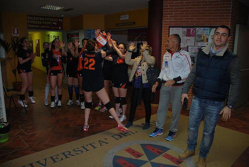 2015-04-19 - 1DIVF - Cus Molise vs Axa Lanni Venafro Volley foto1
