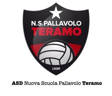 nuova-scuola-pallavolo-teramo logo