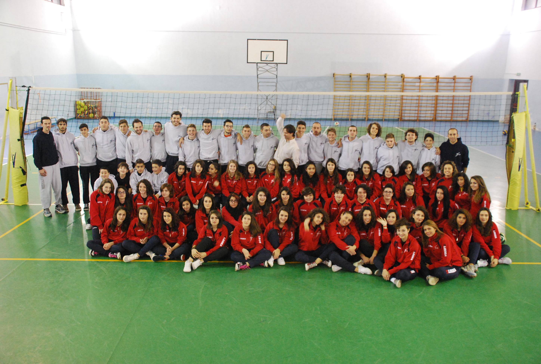 Venafro Volley - Foto Singole e di gruppo 084
