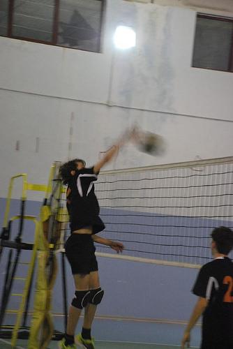 2015-03-27 - U17M - Venafro Volley vs Termoli Pallavolo foto2