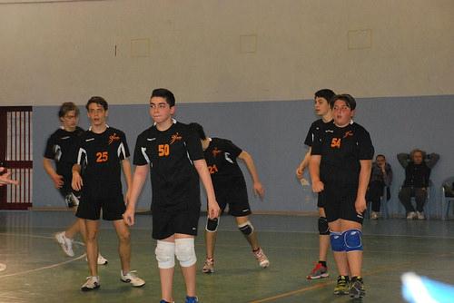 2015-04-01 - U15M - Venafro Volley vs Pallavolo Agnone foto1