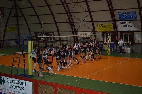 2015-12-12 - SDF - Fisiopro Nuova Pallavolo Cb vs Axa Lanni Venafro Volley foto1