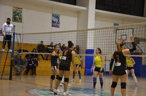 2016-01-10 - SDF - Polisportiva Robur Pescara vs Axa Lanni Venafro Volley Foto1