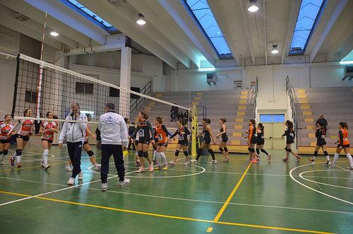 2016-01-23 - SDF - Volley Junior Ortona vs Axa Lanni Venafro Volley foto1