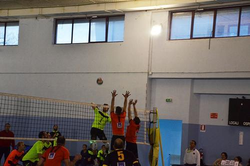 2016-02-06 - SDM - Lanni Axa Venafro Volley vs Termoli Pallavolo foto1
