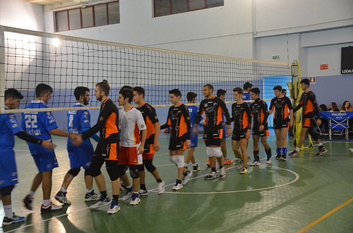 2016-02-08 - U19M - Venafro Volley vs Fenice Volley Isernia foto1