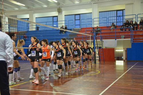 2016-02-21 - SDF - Polisportiva Francavilla vs Axa Lanni Venafro Volley foto1