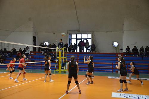 2016-03-11 - U14F - Pallavolo Agnone vs Venafro Volley foto1