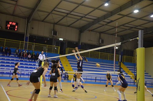 2016-04-09 - SDF - Pallavolo Montesilvano vs Axa Lanni Venafro Volley foto1
