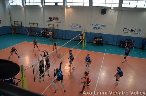 2016-05-01 - SDF - Pallavolo Castelnuovo vs Axa Lanni Venafro Volley foto2
