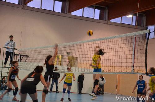 2016-05-17 - SDF - Volley Carsoli vs Axa Lanni Venafro Volley foto1