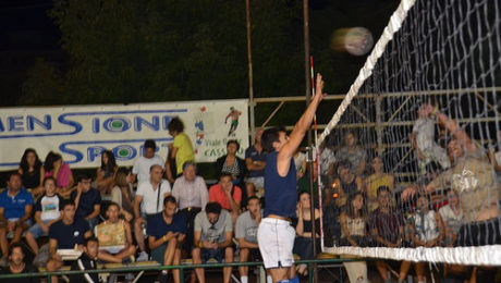 torneo in villa 2016 – sesta giornata foto1 volley molise